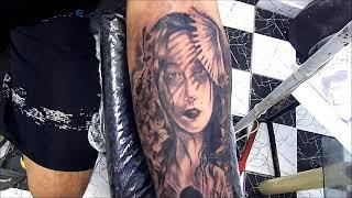 Tattoo Gueixa