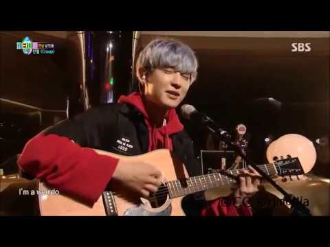 Creep - Radiohead cover BY PCY OF EXO (CHANBAEK)