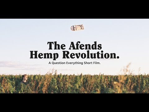 The Afends Hemp Revolution - Feature Film