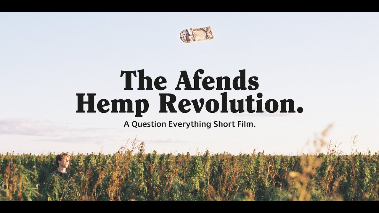 ce26b212cf The Afends Hemp Revolution - Feature Film - YouTube