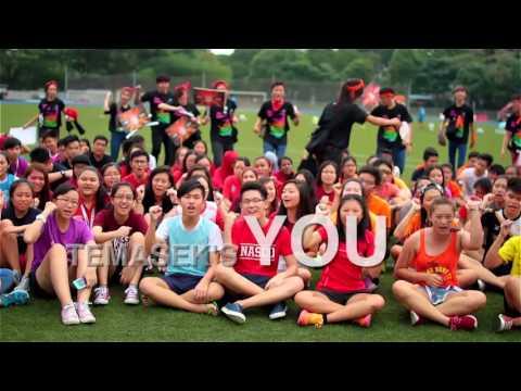Temasek Polytechnic School Song 2016