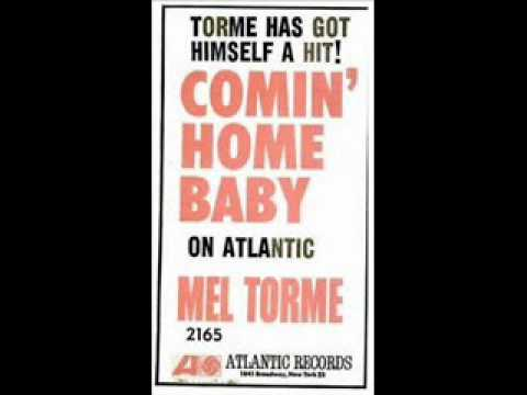 Mel Torme - Comin' Home Baby (MOD JAZZ VERSION)