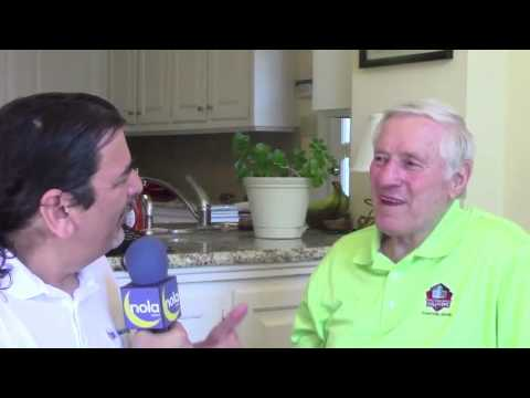 Former LSU RB Jim Taylor remembers his days in Green Bay