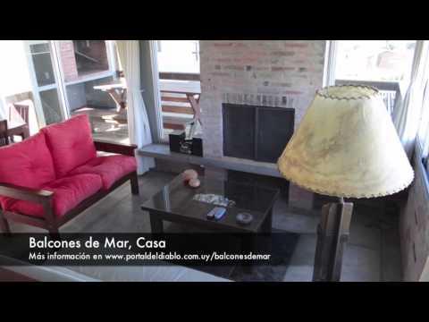 Complejo Balcones De Mar, Casa, Punta del Diablo, Rocha, Uruguay.