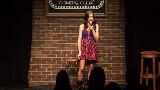 Leah Kilpatrick - Flappers Comedy Club 11-7-13