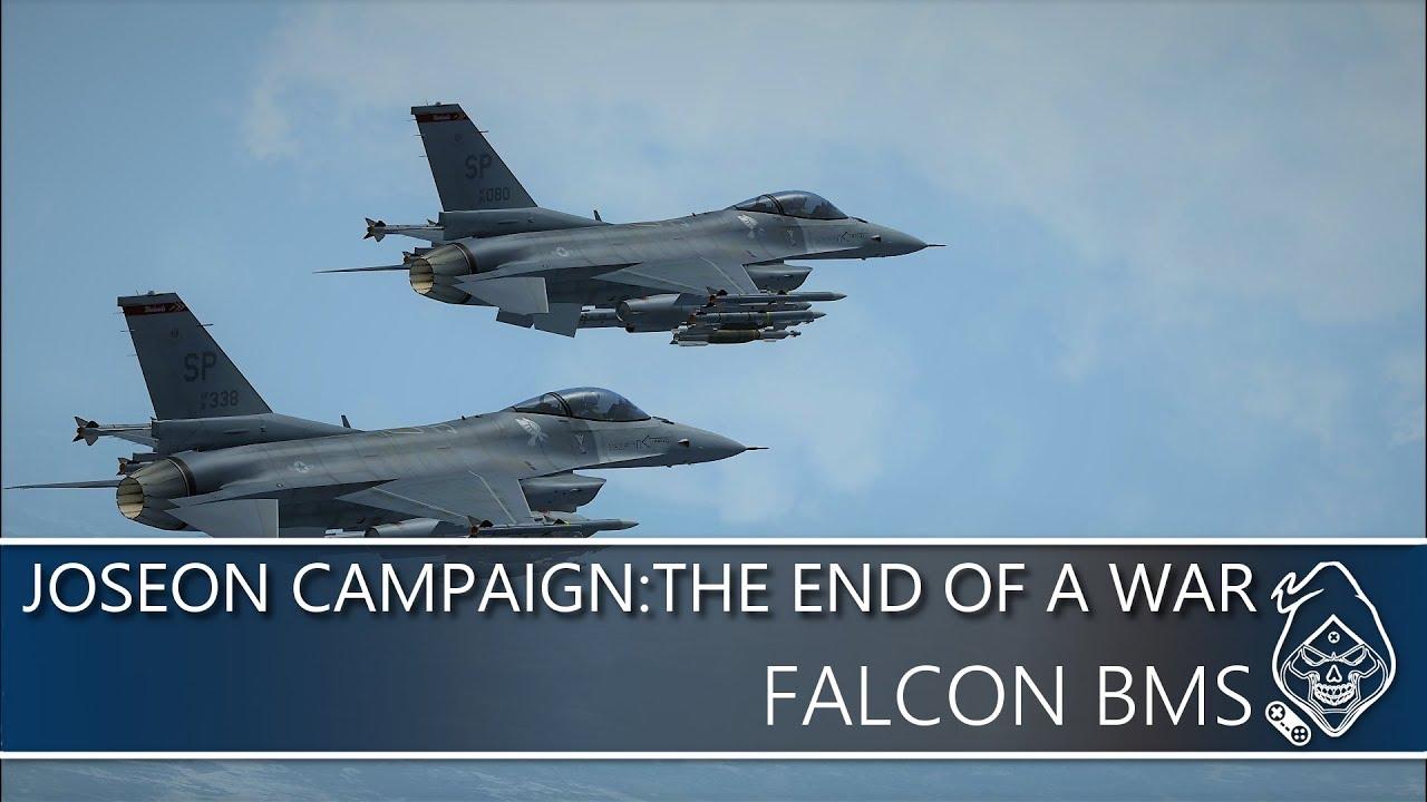 FALCON BMS: TO END A WAR (JOSEON)