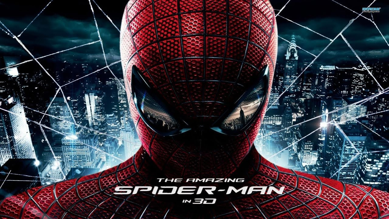 the amazing spider man 2012 full movie download mp4