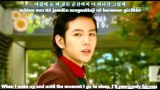 A.N.Jell - Promise [english subs + romanization + hangul]