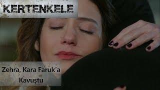 Zehra Kara Faruk'a kavuştu - Kertenkele
