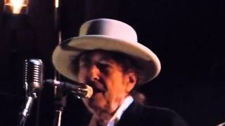 BOB DYLAN, October 3, 2015-High Water For Charley Patton