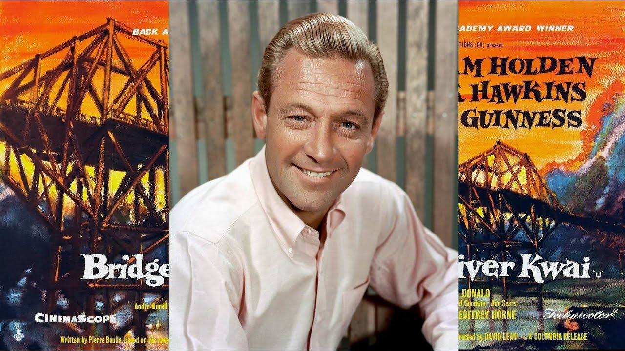 William Holden - 50 Highest Rated Movies - YouTube