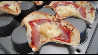 How To: Ham And Pineapple Tortilla Shells + Bonus Recipe!