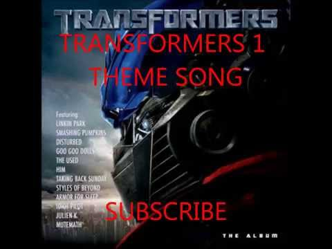Transformers 1 - What I've Done - Linkin Park lyrics