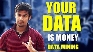 YOUR DATA IS MONEY | WHY HACKERS STEAL BIG DATA | DATA MINING