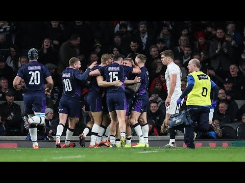 Short Highlights: England v Scotland | Guinness Six Nations