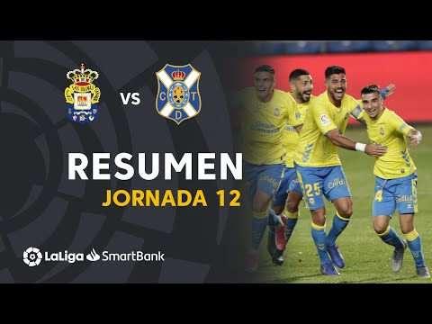 Las Palmas Tenerife Goals And Highlights