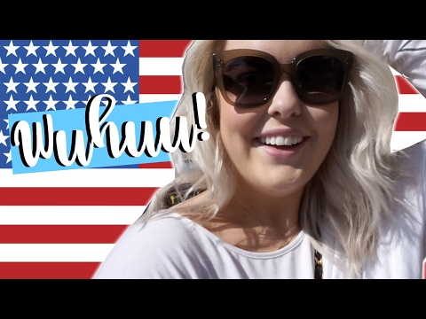 SHOPPING I NEWPORT BEACH | USA Vlog #3 ♡