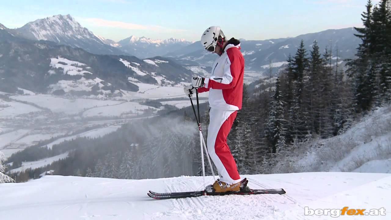 Bergfex skikurs ausrüstung skifahren youtube