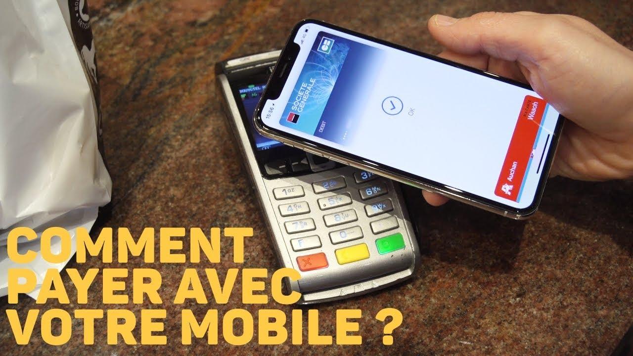 Apple Pay Samsung Comment Payer Avec Votre Smartphone