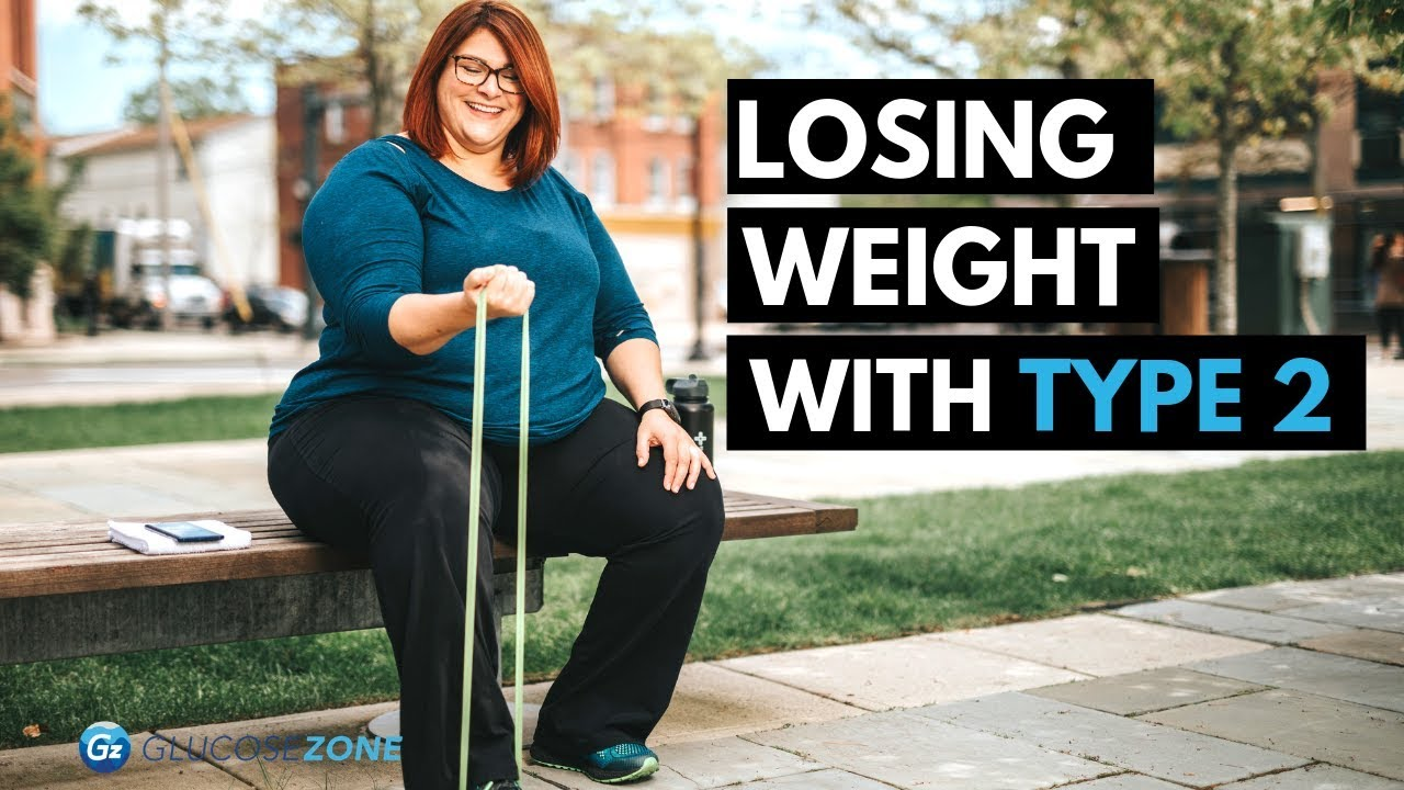 The Key to Losing Weight with Type 2 Diabetes | GlucoseZone
