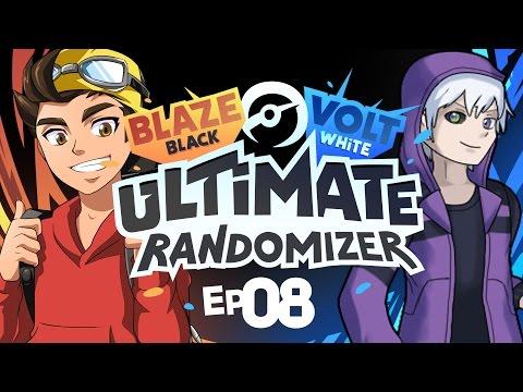 THE FILLER EPISODE?! | Pokémon Blaze Black & Volt White Ultimate Randomizer w/FeintAttacks Ep08