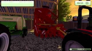 Repeat youtube video Farming Simulator 2013 I Présentation de la ferme pour la rencontre abonnés !