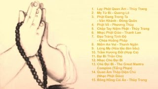 Tuyển tập nhạc Phật giáo được nghe nhiều nhất