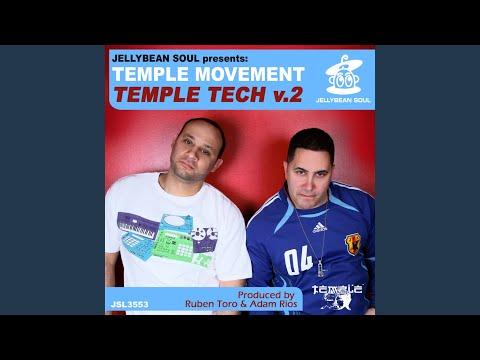 Temple Tech v.2 (Temple Drums)