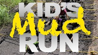 Kids & Family Mud Run 2018 | Merritt Island, Florida