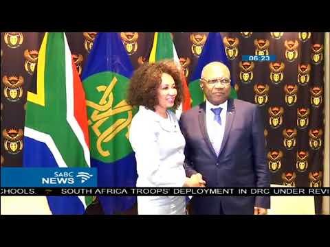 Lindiwe Sisulu to apologise personally to Lesotho's King Letsie