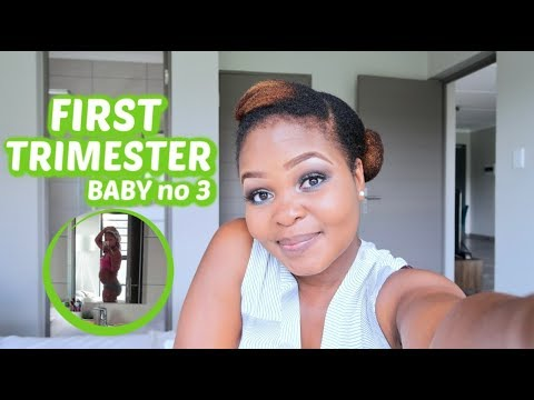 1st TRIMESTER SYMPTOMS + HOW I FOUND OUT I WAS PREGNANT  || Mommy and Baby Approved