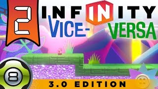 Vice-Versa - Ep.2 - Destruction de licornes - Disney Infinity 3.0 FR