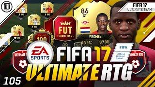 FIFA 17 ULTIMATE ROAD TO GLORY! #105 - OMG STRIKER PROMES!!!