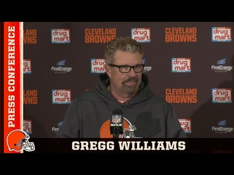 "Gregg Williams on Week 16 Win ""We Get Out of the Way & Let 'em Play"" 