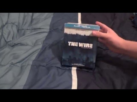 The Wire (The Complete Series) Blu-Ray Unboxing