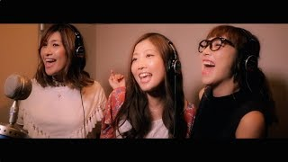 Tiara「My Girl Friends」Tiara × AZU × 片桐舞子(MAY'S)MV