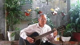 VTS 03 - Độc tấu đàn Guitar Xe chỉ luồn kim - Dân ca quan họ Bắc Ninh