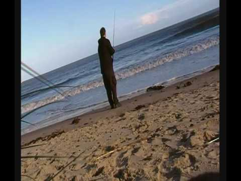 Short Fishing Session In Blyth