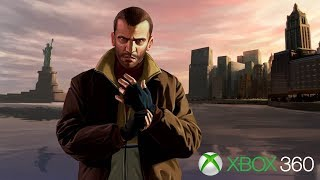 Grand Theft Auto IV (Xbox 360) Full Game {Live Stream} Part 1/4 [No Commentary]