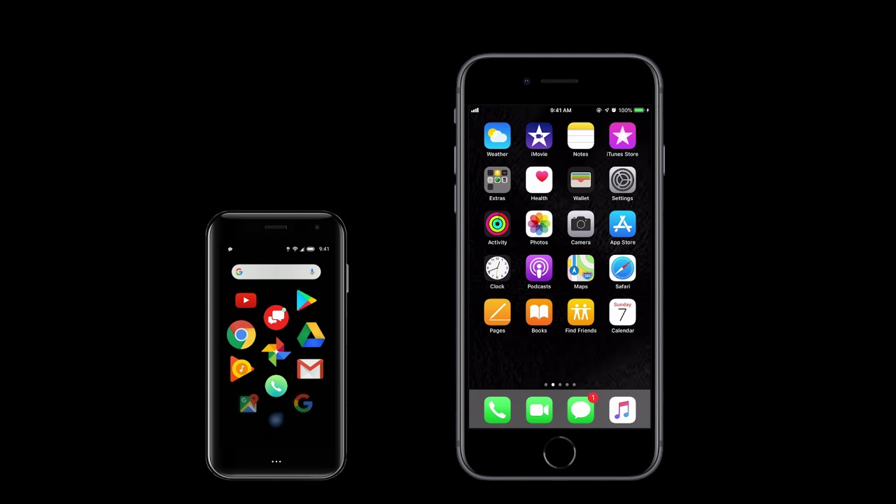 Text and Call Syncing on iPhone   Palm User Guide - YouTube