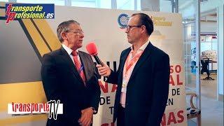 Entrevistas en el VII Congreso de Transporte en Cisternas