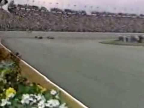 1992 Indianapolis 500 Finish
