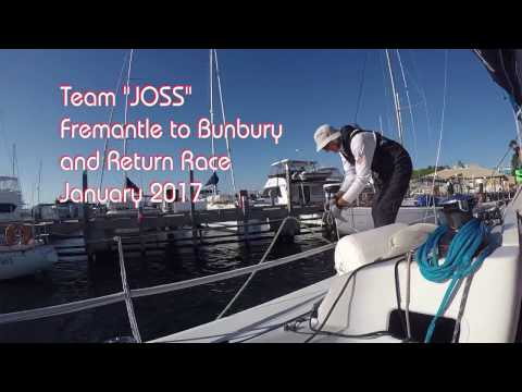 Offshore Racing - Fremantle to Bunbury - January 2017