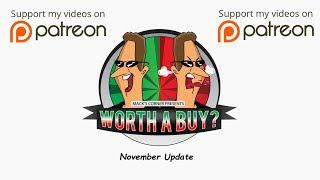 November 2017 Update Video