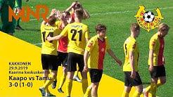 KAKKONEN: Kaarinan Pojat – Tampere United