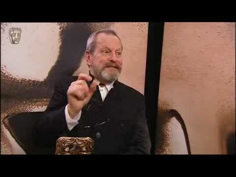 BAFTA Fellow Terry Gilliam