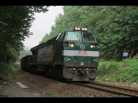 HXN5, China Railway freight train 中国铁路