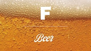 Magazine F 14th Issue: BEER