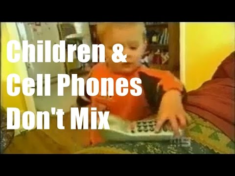 Cell Phone Dangers - Children and Cell Phones Don't Mix
