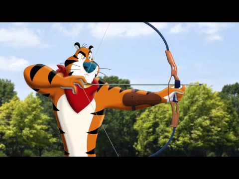 Frosted Flakes Commercial Up Up Up Sportsgear